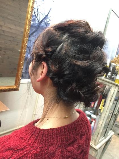hair design girl所属・桑江ナナのスタイル