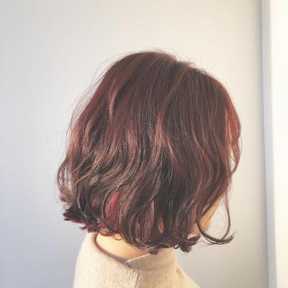 ☀️新規限定クーポン☀️カット+パーマ+髪質改善TOKIOトリートメント