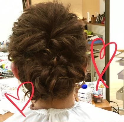 【アップモデル】19時以降  肩下より長い髪の方👩