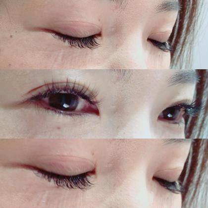 アップワード+120本…Cカール.0.15.10㍉-12㍉ Eye Lash Salon Vivi【ヴィヴィ】所属・ゴトウナミのフォト