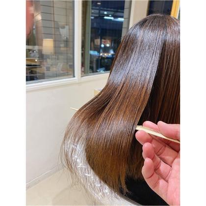 【✨最上級トリートメント✨髪質改善】酸熱トリートメント+ドライ
