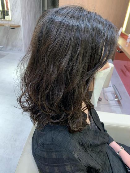 パーマ+髪質改善トリートメント