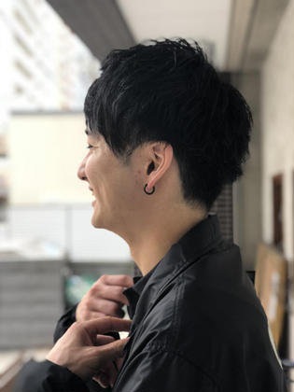 Hair work shop Jieji所属・多田遼太のスタイル