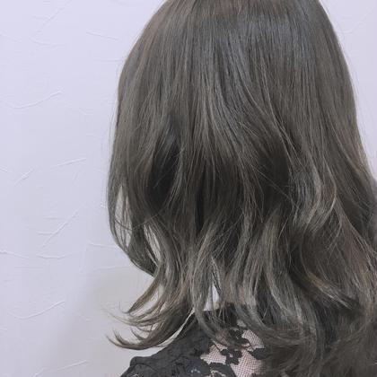 【人気NO.1👑】cut/color/treatment