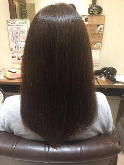 Hairmake chou-chou所属・杉村祐のスタイル