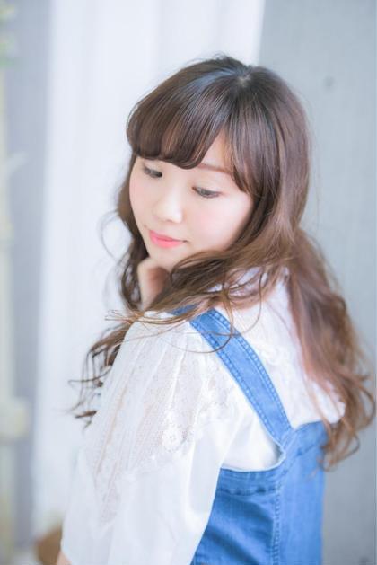 ✨カット +春夏カラー+krea限定トリートメント✨
