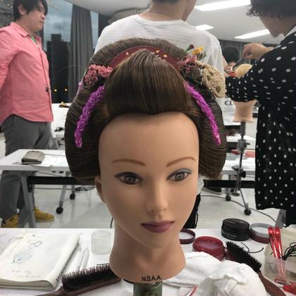 成人式の前撮りや七五三に!SNS映え間違えなしです✨  ※日本髪はお飾りが必要なスタイルとなりますのでお飾りを持参の上お願いいたします。髪飾りのレンタル販売はしておりませんのでよろしくお願いいたします。