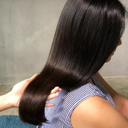 🌿うねり、広がりが気になる方へ🌿テレビで話題の髪質改善トリートメント🌟 シャンプーブロー➕バリジョアトリートメント