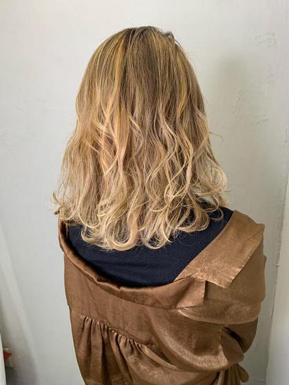 AMI HairSupply所属のAMIHairsupplyのヘアカタログ