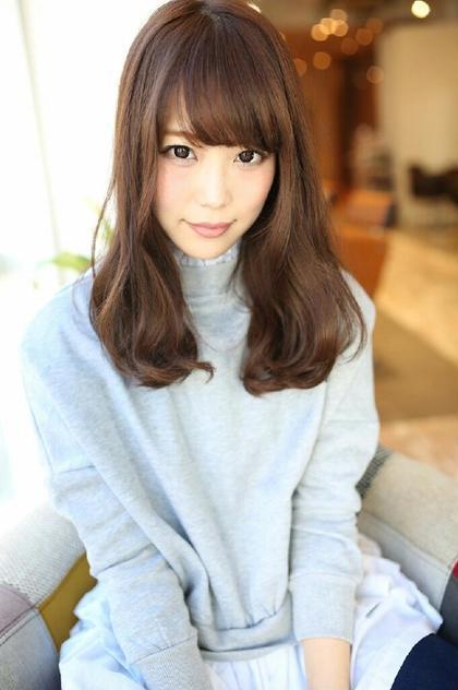 Agu hair trail 天満橋店所属・NakashimaSatoshiのスタイル