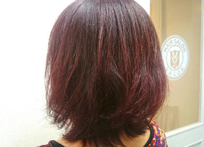 赤! Hair Salon Valor 所属・渡辺康行のスタイル