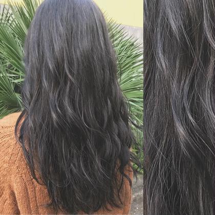 パーソナルカラー診断♡カットカラートリートメントで1番似合う髪色をご提案致します