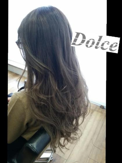 Dolce ドルチェ所属の森田真菜美のヘアカタログ