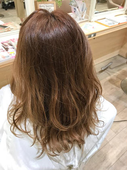 Ash 本八幡店所属の浪岡天祐のヘアカタログ