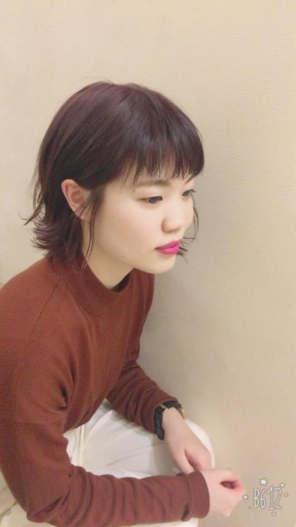 Tintmake&hair所属・齋藤まりなのスタイル