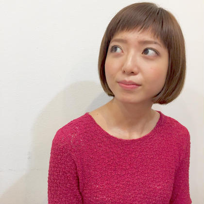 コンパクトボブ a.oo.i.所属・森川敬之のスタイル