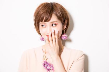 プラチナベージュ gelire creative hair所属・太田翔のスタイル
