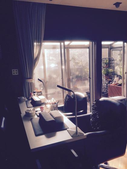 落ち着いた邸宅サロンです Disfrute ディスフルーテ所属・ネイリストAyukoのフォト