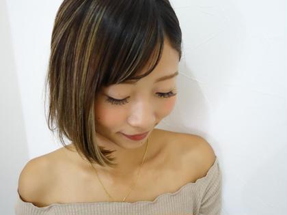 cherilu kichijoji所属のY.CHIHIROのマツエクデザイン