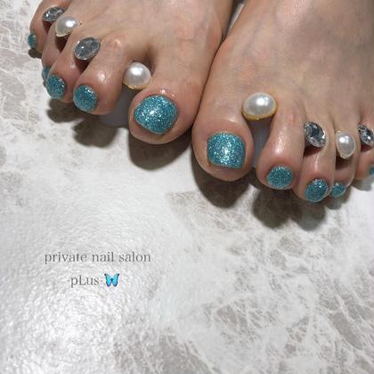 foot ワンカラー🦋3color select◎(60min)