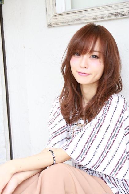 大人可愛いゆるふわカール☆ lafith hair corona所属・横山貴大のスタイル