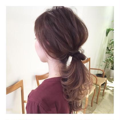 うすーいピンクバイオレット とヘアアレンジ CHERIEhair design所属・ヤマモト徹のスタイル
