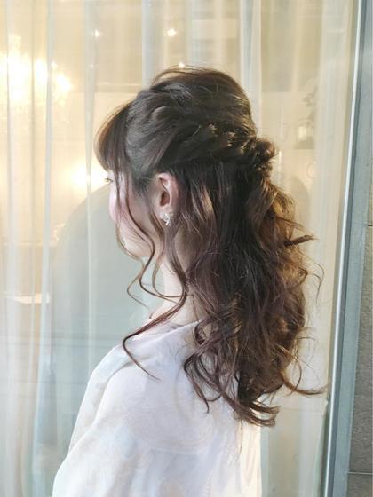 初回限定♡ヘアセット&カット&炭酸泉
