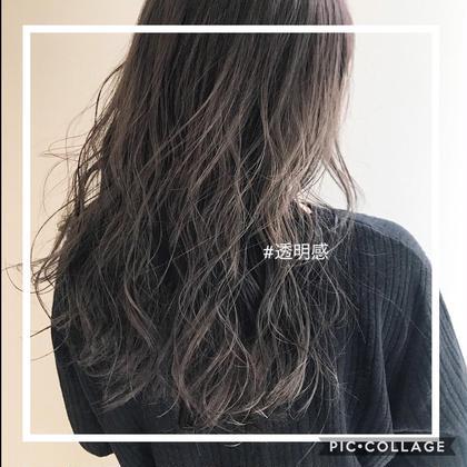 【期間限定】似合わせカット+透明感カラー+aujua 1Stepトリートメント+ミニスパ