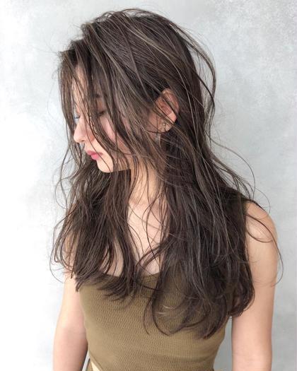 【リピートNo.1】カット&透明感カラー&5step☆TOKIOトリートメント
