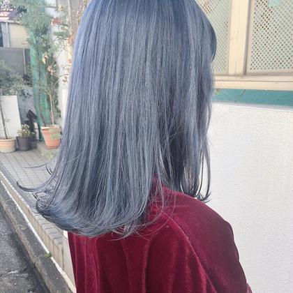西村なる美のヘアカラーカタログ