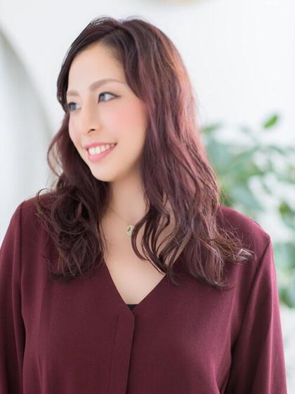 ローズベリーサファイア✂️✨✂️📸  トワイライトアッシュ 大人可愛い💕 Blossom成増店所属・山田智和のスタイル