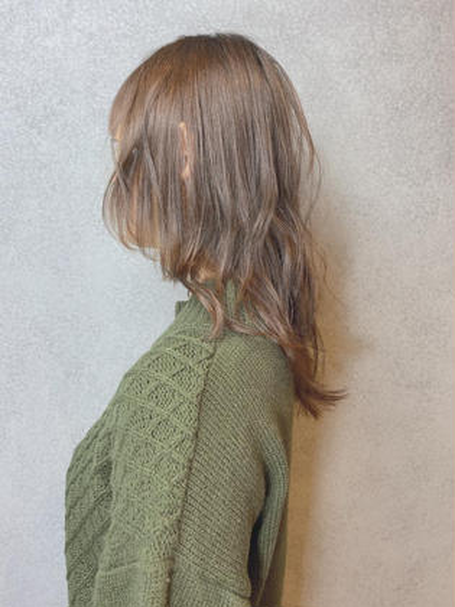 lady's cut + shampoo