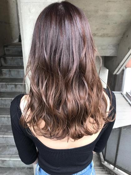✨最新似合わせカット✨ & 美髪カラー & 最新トリートメント