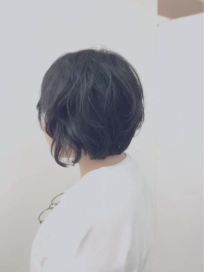 ショートスタイル Hair   ALES所属・新井朋典のスタイル