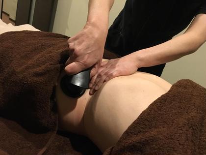 高周波ボディーエステ スーパー温熱鍼灸整骨院所属・YAMADATETSUYAのスタイル