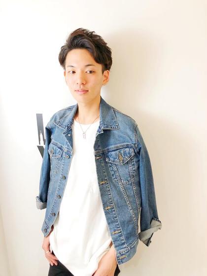 ☀️平日限定☀️メンズ専用 カット&パーマ‼️