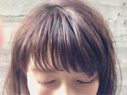 ✨前髪カット✂︎+アイロンスタイリング✨