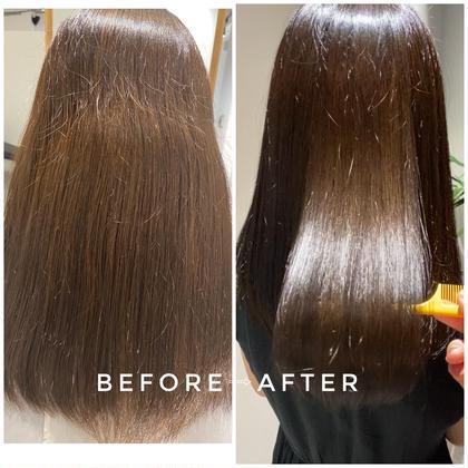 ✨ツヤさら✨髪質改善+フルカラー✨