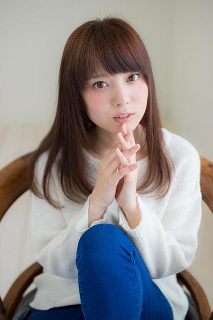 全体的に丸みをつけて朝起きて手ぐしを通すだけでまとまるツヤ髪ロング♪ die-schere 磯子本店所属・梅澤亮平のスタイル