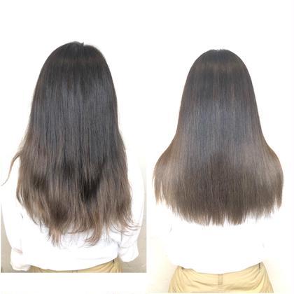 🌟髪質改善プレミアムトリートメント🌟✖️🌟艶髪カラー🌟✖️🌟骨格補正カット🌟