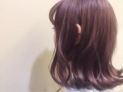 pink!purple!♡ neolive calme所属・原柚菜のスタイル
