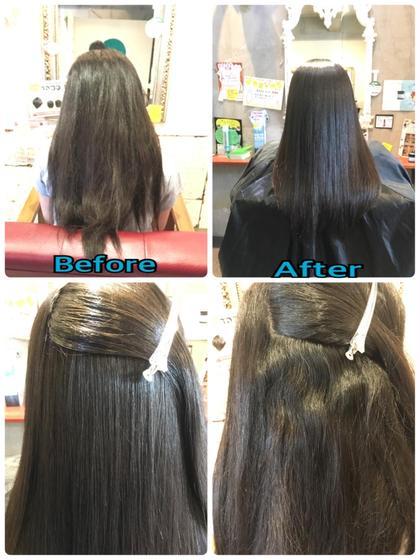 ✨髪質改善✨ダメージレスオーダーメイド縮毛矯正➕トリートメント
