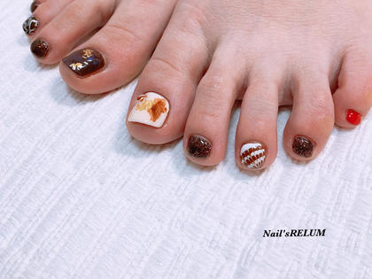 foot別途¥550 バレンタイン♡