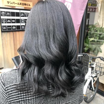 髪質改善◎酸熱トリートメント🐣