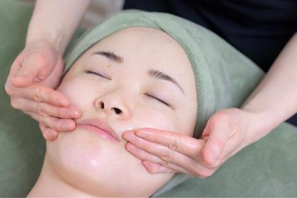 【 疲労回復♪肌デドックス 】オールハンド 頭~デコルテ  お疲れの方に。顔たるみ改善。 オールハンド妊娠中OK♪