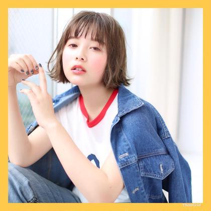 🌈minimo限定🌈似合わせカット&ハホニコトリートメント ¥5720