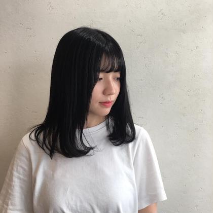 3月限定! 【 お得すぎる!】カット+カラー+縮毛矯正+トリートメント¥15000