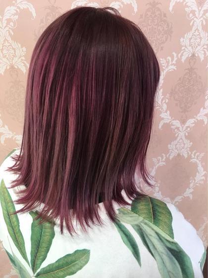 HAIR&MAKEEARTH所属・宍戸海斗のスタイル
