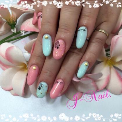 カラーデザインネイル×スタッズ jewelry  nail所属・本村寛子のフォト