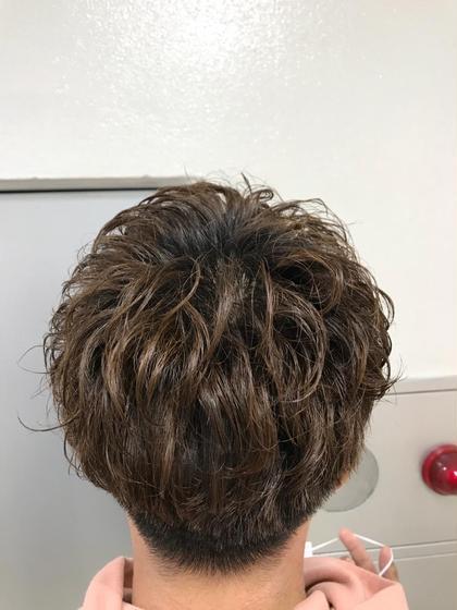 國井誠のメンズヘアスタイル・髪型